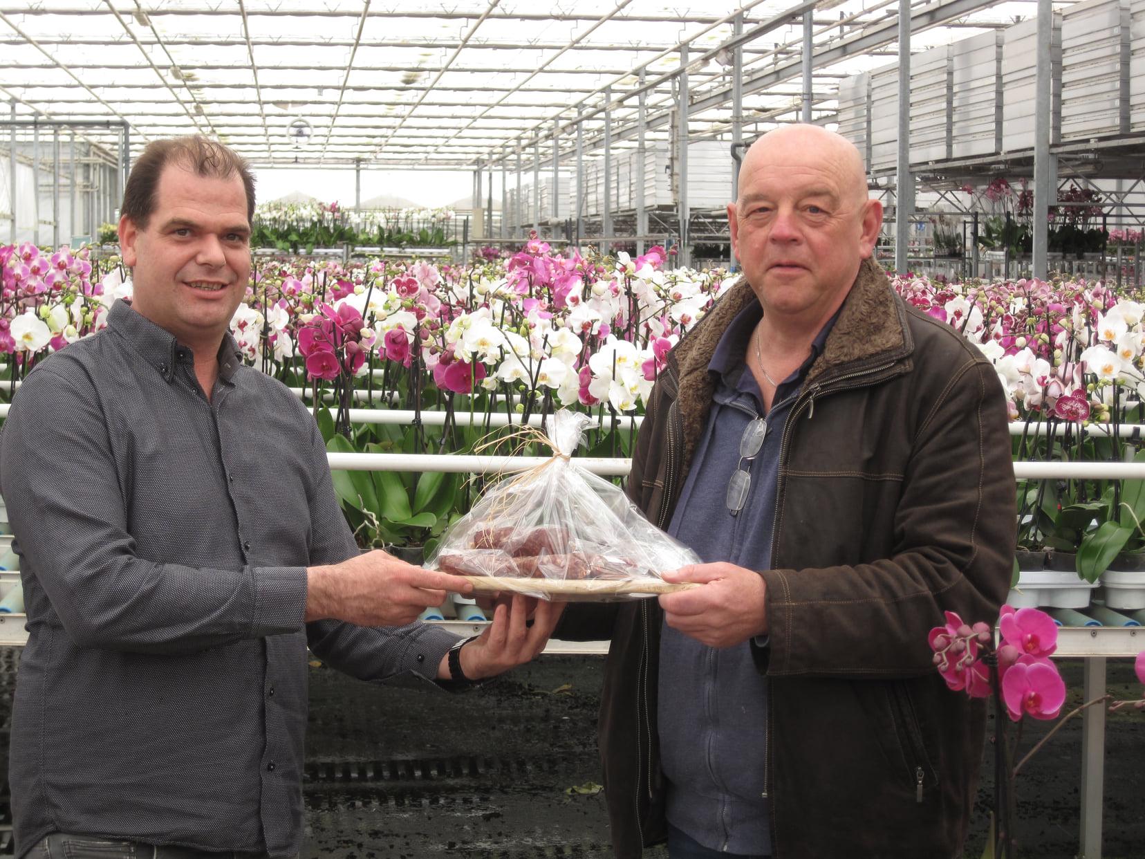 ZNC verlengt contract met hoofdsponsor Aardse Orchids