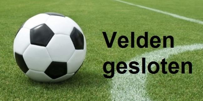 SLUITING VELDEN (bericht van gemeente Midden-Groningen)